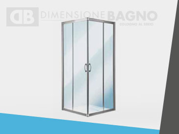 Box doccia Lilia quadrato
