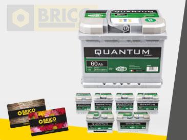 Batteria Quantum Marelli